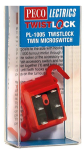 Peco PL-1005 Pecolectrics TwistLock Microswitch